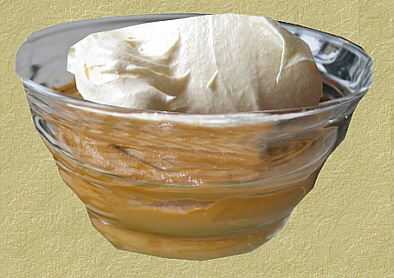 Decadent Butterscotch Pudding