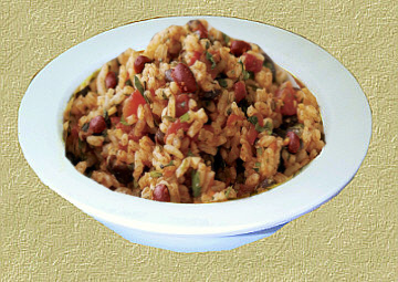 Red Beans and Rice with Chipotle Pepper